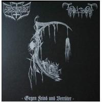 VERGELTUNG / TROLLZORN - Gegen Feind Und Verräter (LP)