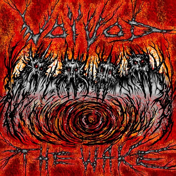 VOIVOD - The Wake [BLACK] (DLP)