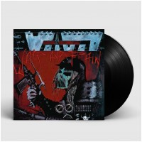 VOIVOD - War And Pain [BLACK] (LP)