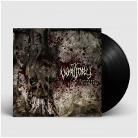 VOMITORY - Carnage Euphoria [BLACK] (LP)