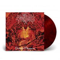 VOMITORY - Primal Massacre [RED/BLACK] (LP)