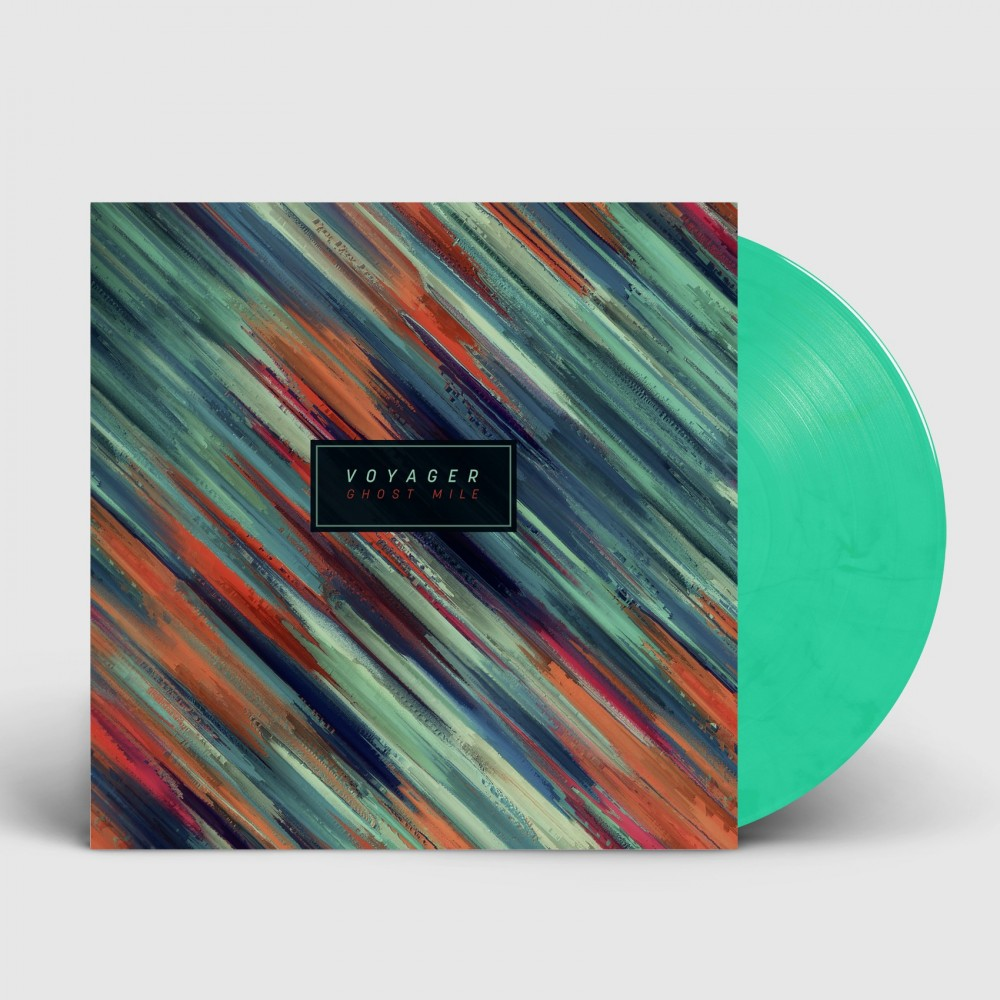 VOYAGER - Ghost Mile [GREEN] (LP)