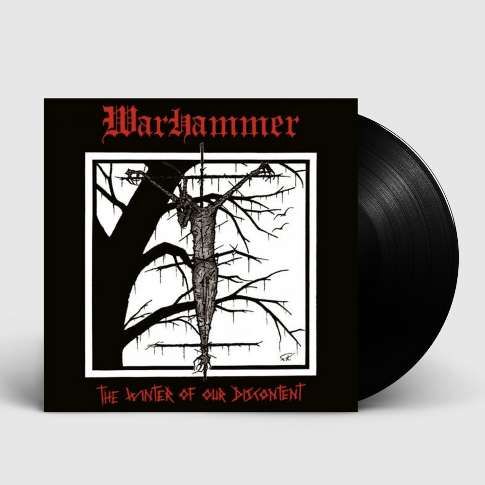 WARHAMMER - The Winter Of Our Discontent [BLACK] (LP)
