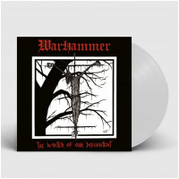 WARHAMMER - The Winter Of Our Discontent [WHITE] (LP)