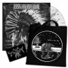 WIND IN HIS HAIR - Earthwrecker [WHITE SPLATTER+PATCH+TOTE BAG] (LP)