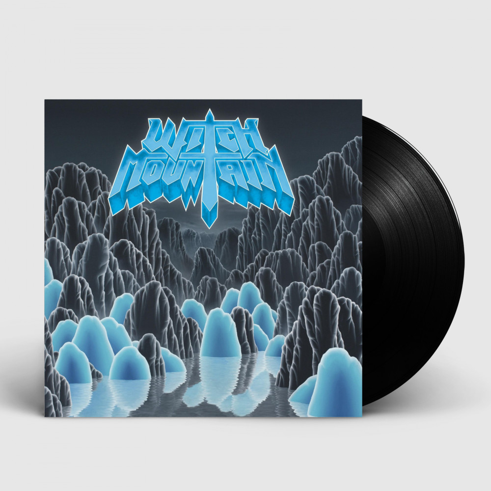 WITCH MOUNTAIN - Witch Mountain [BLACK] (LP)