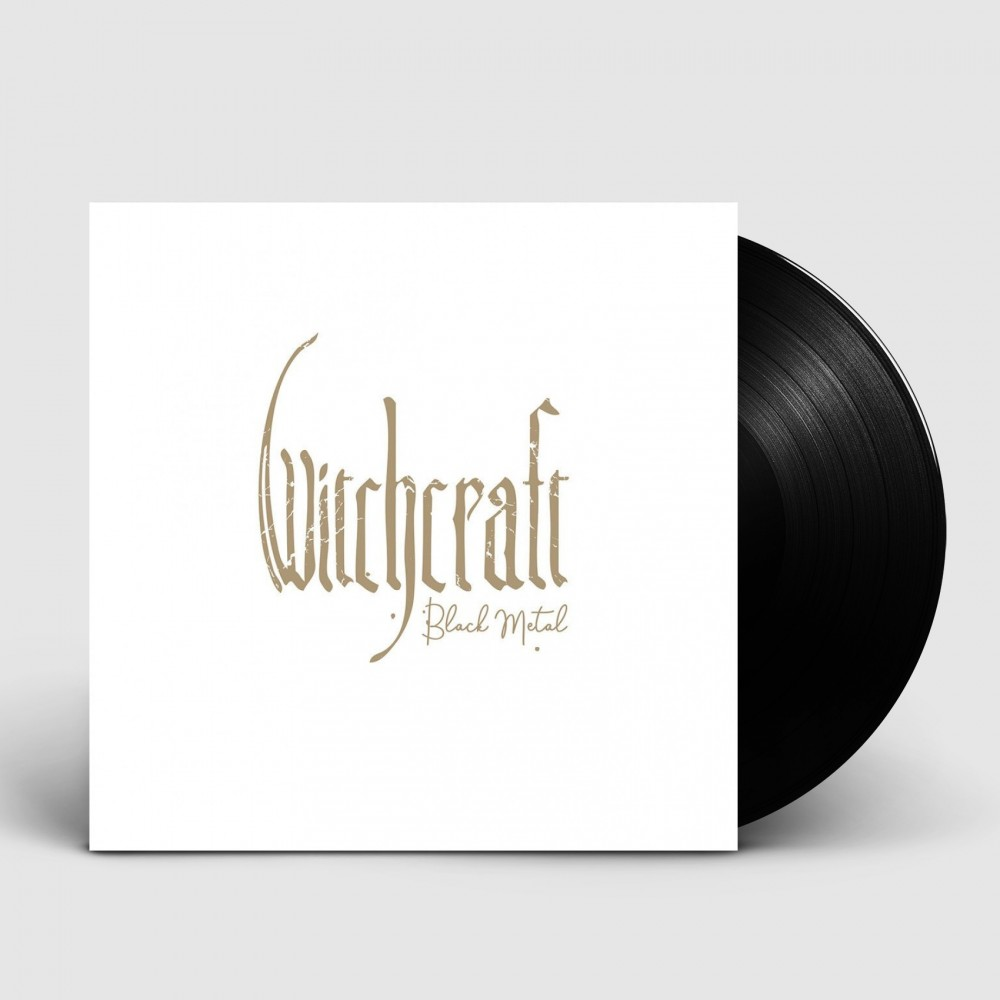 WITCHCRAFT - Black Metal [BLACK] (LP)
