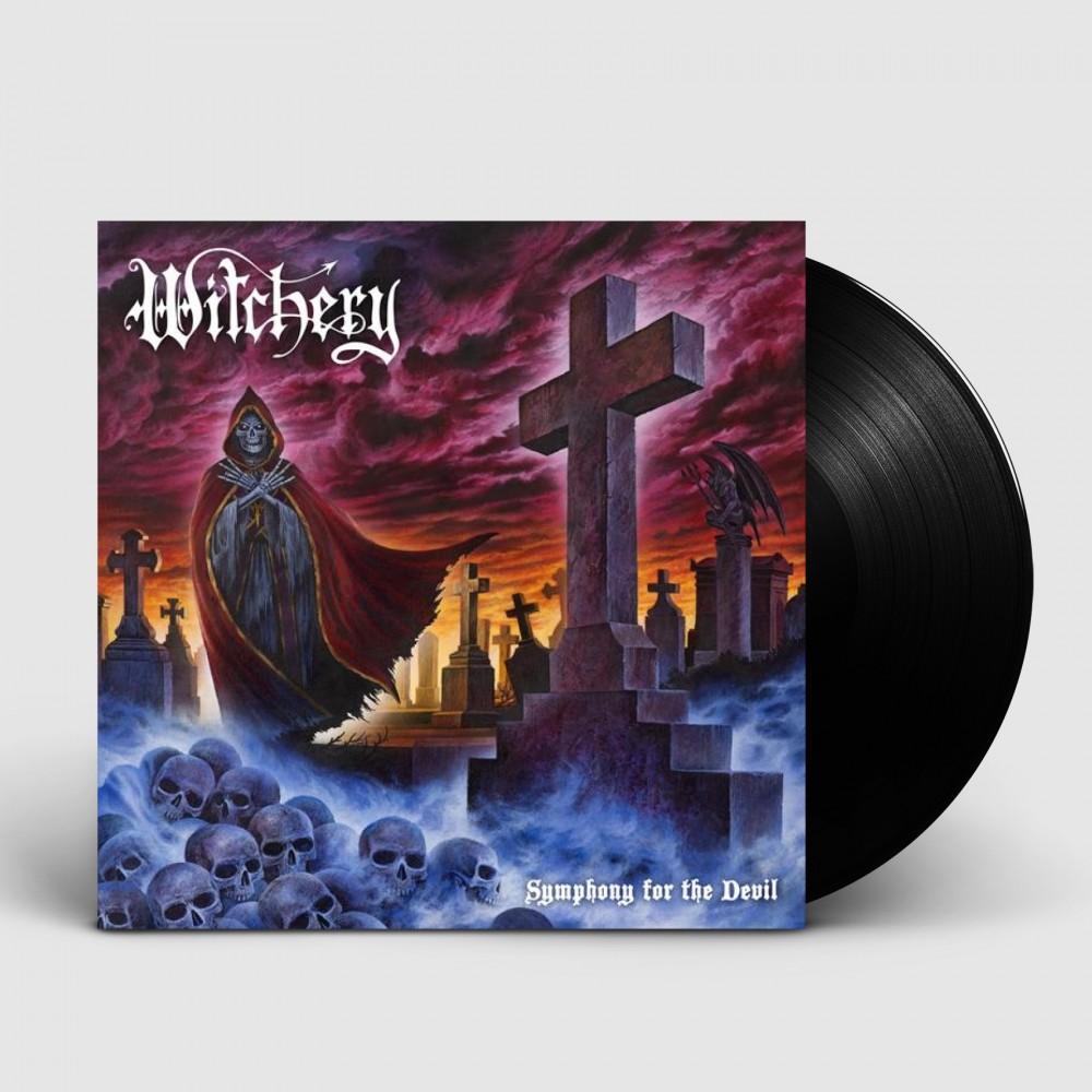 WITCHERY - Symphony For The Devil [BLACK] (LP)