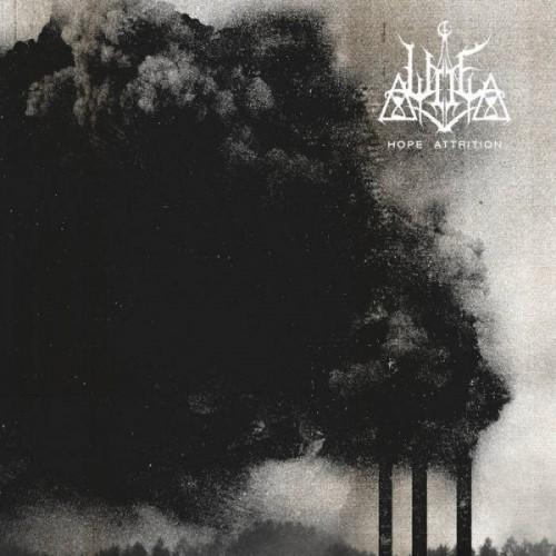 WOE - Hope Attrition [BLACK] (LP)