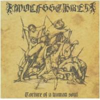 WOLFSSCHREI - Torture Of A Human Soul (LP)