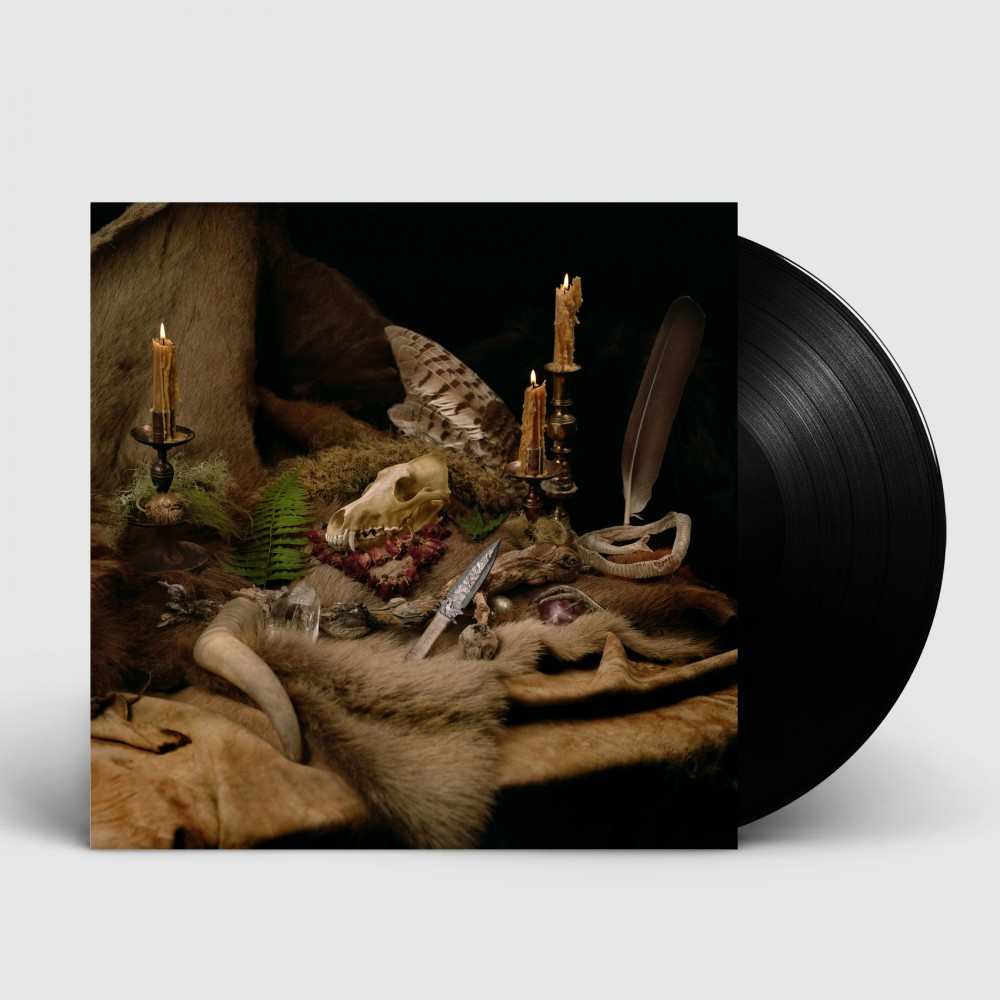 WOLVES IN THE THRONE ROOM - Primordial Arcana [BLACK] (LP)