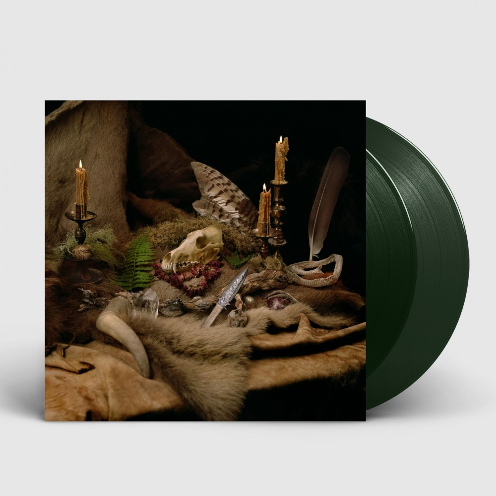 WOLVES IN THE THRONE ROOM - Primordial Arcana [MOSS GREEN] (DLP)