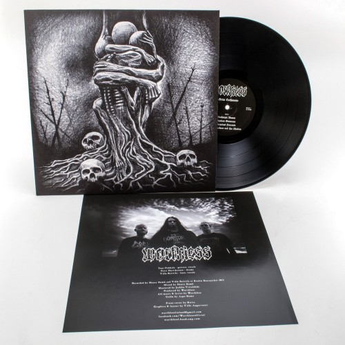 WORTHLESS - Grim Catharsis [Ltd.BLACK] (LP)