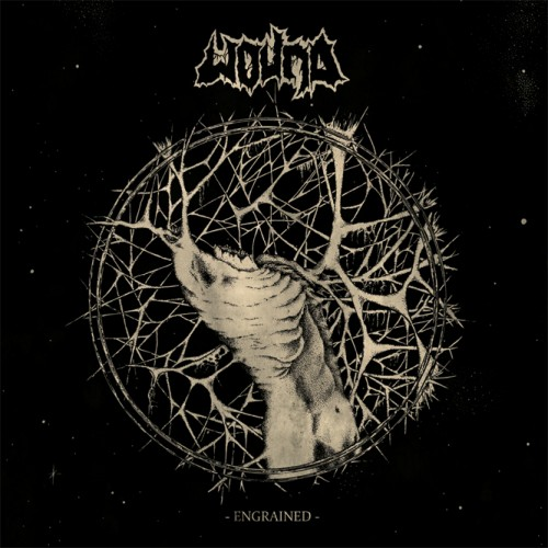 WOUND - Engrained [WHITE] (LP)